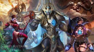 Blizzard Cinematic Promo  Games Blizzard