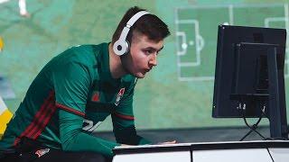KLENOFF vs TIMON. Чемпионат РФПЛ по киберфутболу