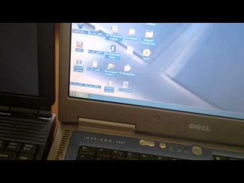 Windows XP Startup And Shutdown On Dell Inspiron