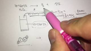 2018 설악여중 3학년 과학 2단원 (14) 화학반응-분해