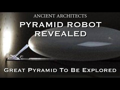 Great Pyramid of Egypt Void Update - NEW Exploration Robot Revealed | Ancient Architects