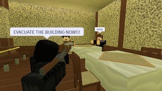 FBI EVACUATES SORO'S | ROBLOX