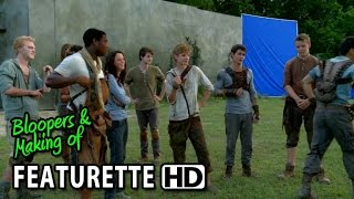 The Maze Runner (2014) Featurette - Meet the Gladers