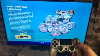 [BUG] FREE V-BUCKS ON FORTNITE SAISON 10 GLITCH V-BUCKS FORTNITE SAISON 10 FREE!