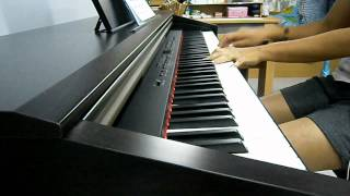 เพียงครึ่งใจ/ดิ อินโนเซนท์ [Piano Covered By Tan]