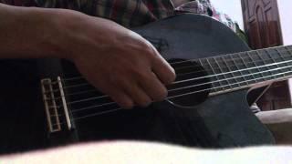 nhỏ ơi guitar cover