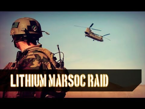 ArmA 3 - LITHIUM MULTICLANES PARTE 2- MARSOC RAIDERS OPERATIONS - CLAN ESUS