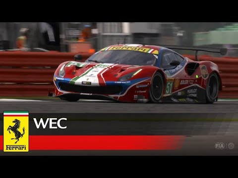 WEC - LMGTE PRO, highlights of 4 Hours of Silverstone