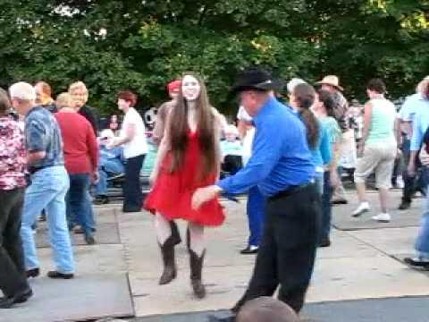 Clogging Dance-off