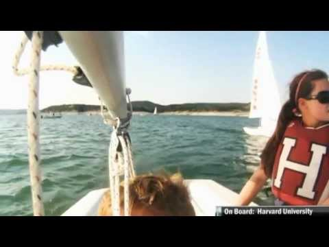 Gill 2012 ICSA National College Sailing Championship on ESPN