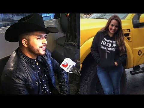 Exclusiva: Jesús Mendoza revela si ya hubo beso con Mayeli Alonso, la ex de Lupillo Rivera