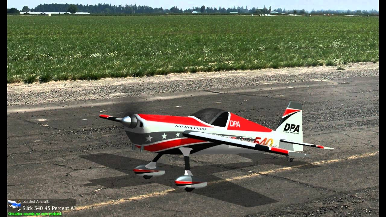 Virtual vs real: a review of knife edge realflight g5. 5 rc.