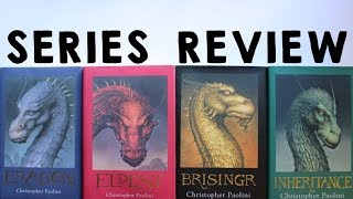 SERIES REVIEW: Inheritance Cycle by Christopher Paolini (Spoiler Free!)