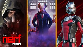 Watch Dogs Legion Online Mode Delayed + New Division 2 Game Mode Incoming + Ant-Man Fortnite Skin