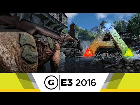 Ark: Survival Evolved   The Redwood Biomes Update And Titanosaur Spotlight.  GameSpot