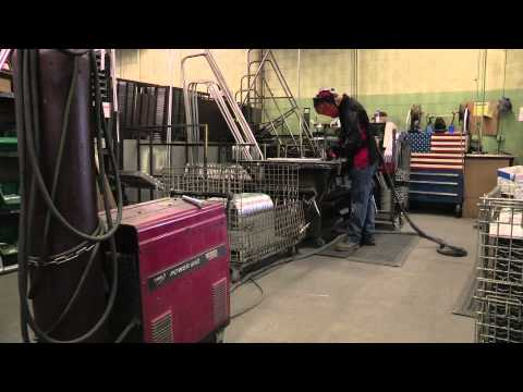 Robotic Welding Solutions Keep Manufacturing in the USA