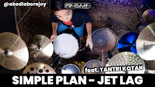 Simple Plan Feat. KOTAK - Jet Lag   Abed Laborejoy Drum Cover