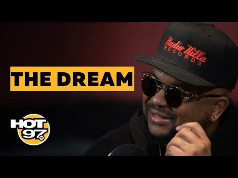 The-Dream On R. Kelly, Rihanna & Beyoncé Projects, Drake & Kanye Music + King Of R&B Talk