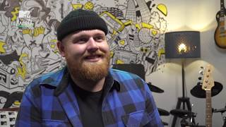 Tom Walker's confession that might have resulted in a horse's death?? (MTV Meets)