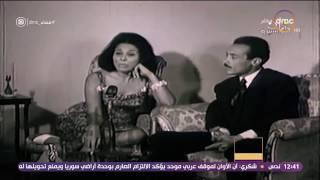 مساء dmc - لقاء تلفزيوني نادر للفنانة لبنى عبد العزيز مع الإعلامي محمود السعدني