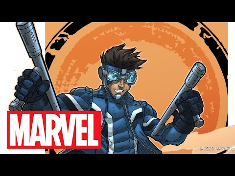 Powers over the Wind! | Marvel Make Me a Hero