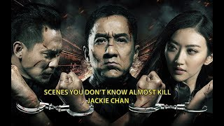 How These Movie Scenes  Nearly Killed Jackie Chan