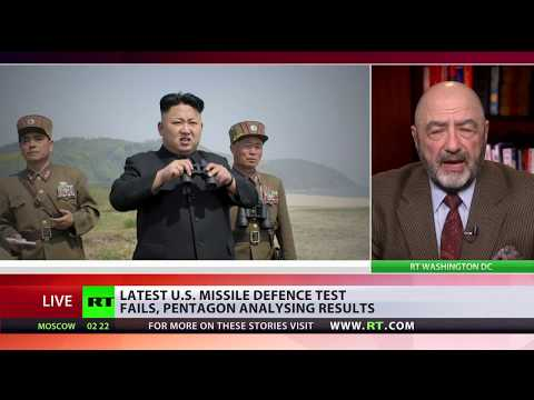 US missile defense test fails in Hawaii – officials