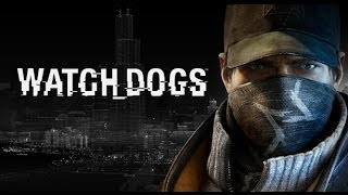 Watch Dogs (Ps3) Walkthrough Part 1