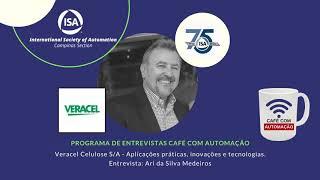 Café Com Automação - Ari da Silva Medeiros - Veracel Celulose