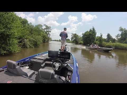 BIG fish make the world go round! Sabine River (part 1)