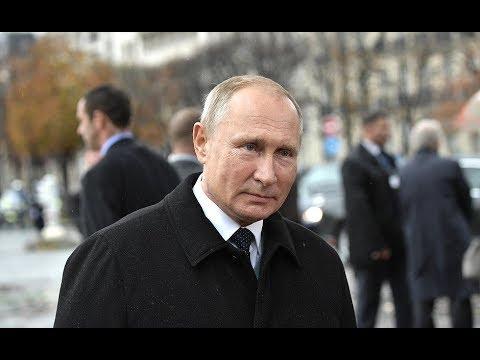 Визит Путина в