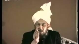 Darsul Quran du  6 Février, 1987  Surah Aale Imraan versets 9-12