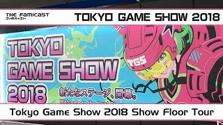 Tokyo Game Show 2018 Show Floor Tour [Famicast x TGS 2018]
