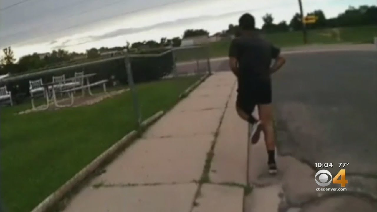 De'Von Bailey Shooting Police Body Cam Video Released