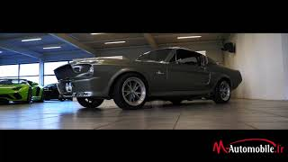 Ford Mustang Eleanor par M-Automobile.fr