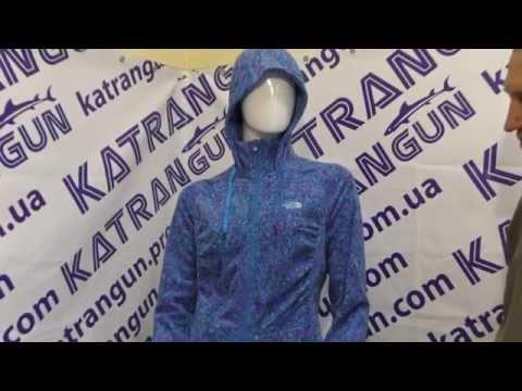 Женская кофта с капюшоном The North Face Women Mezzaluna Hooded Fleece
