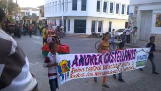 Baby Carnaval En Sabanalarga - Atlantico
