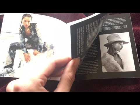 [Unboxing] Alicia Keys - Songs In A Minor (10th Anniversary Edition)