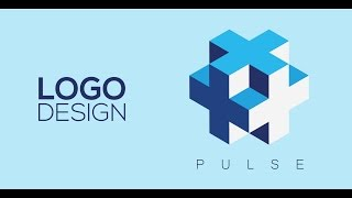 Professional Logo Design - Adobe Illustrator cc (PULSE)