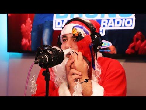 Le retour de Santa et Compagnie Créole (20/12/2018) - Bruno dans la Radio