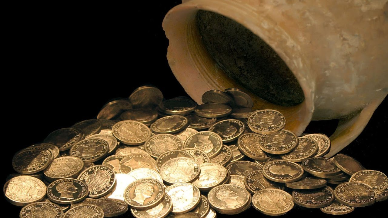 Где искать старинные монеты видео деньги советские
