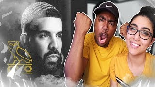 Drake - Survival | Scorpion ALBUM REVIEW + REACTION | DRAKE PUSHA T DISS ?😳😱 |  Reacts Side A