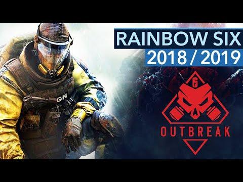 Rainbow Six: Siege 2018 / 2019 - So geht's weiter (Roadmap Check)