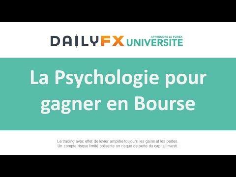 Psychologie : Règles à connaître pour gagner sur le Forex et en Bourse