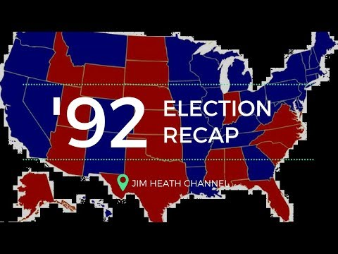 Election '92 Recap