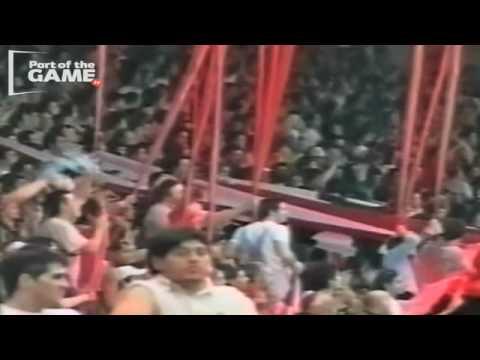 ATMOSPHERE: Independiente-Racing