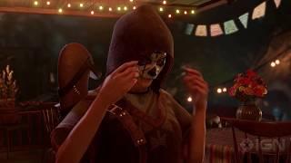 Shadow of the Tomb Raider 4K Gameplay Walkthrough Part 1