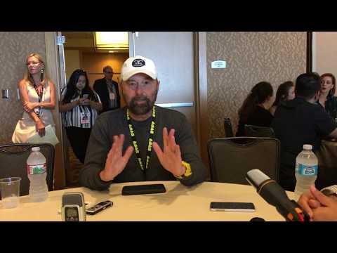 """Beau Smith (""""Wynonna Earp"""") Interview: SDCC 2017"""