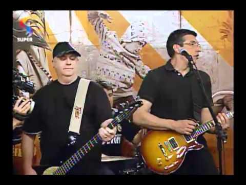 Banda Resgate - Rock da Vovó - Prog. Balaio - Rede Super TV