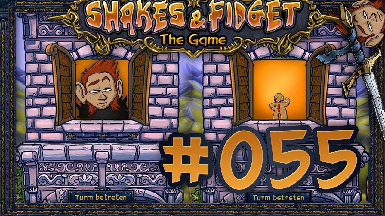 Shakes And Fidget Turm